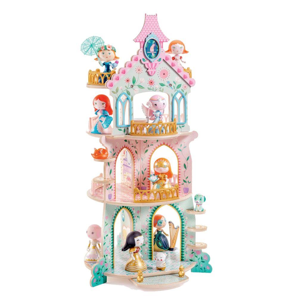 Djeco Arty Toys prinsessetårn
