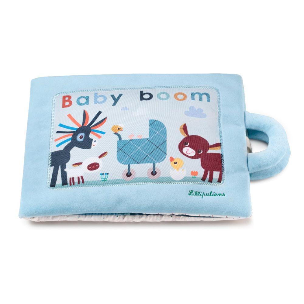 Lilliputiens Aktivitetsbog - Baby boom