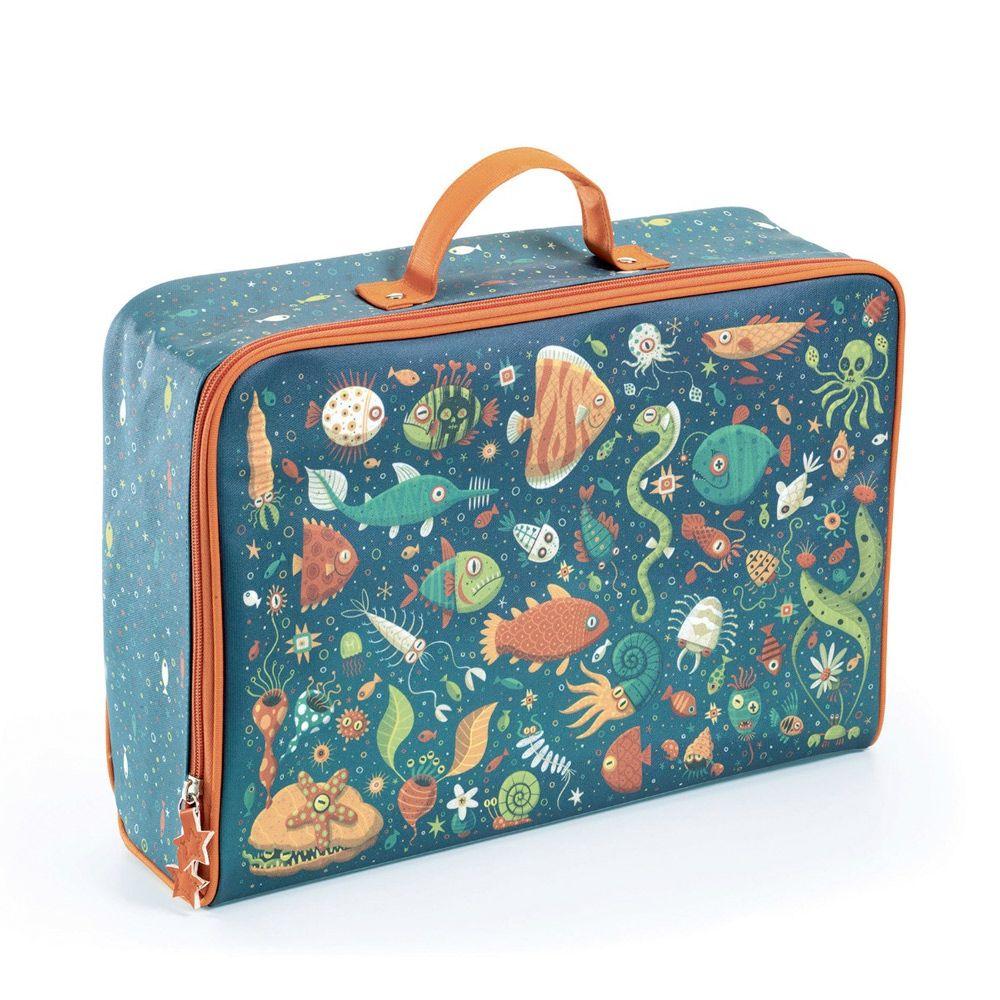 Djeco kuffert Havet