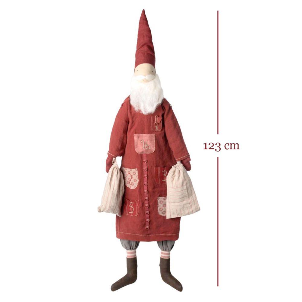 Maileg julekalender julemand 2021 123 cm