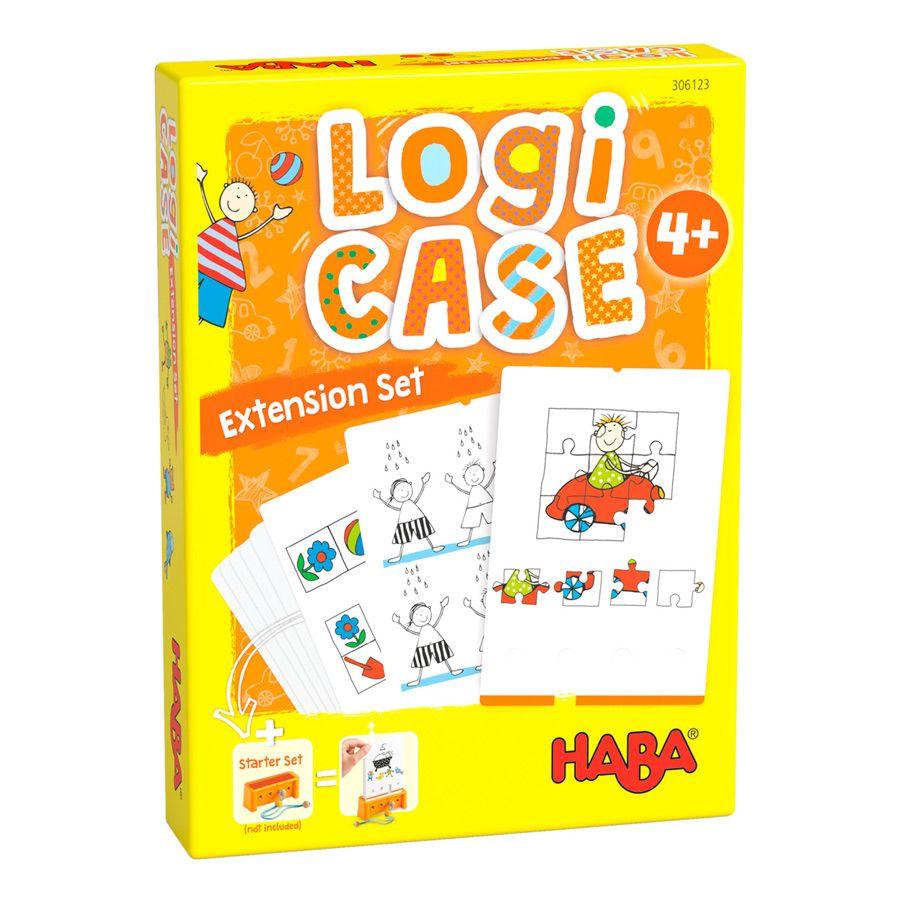 HABA Logi Case Extension set Hverdag 4+