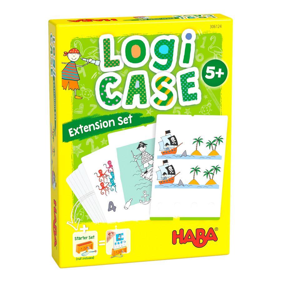 HABA Logi Case Extension set Pirater 5+