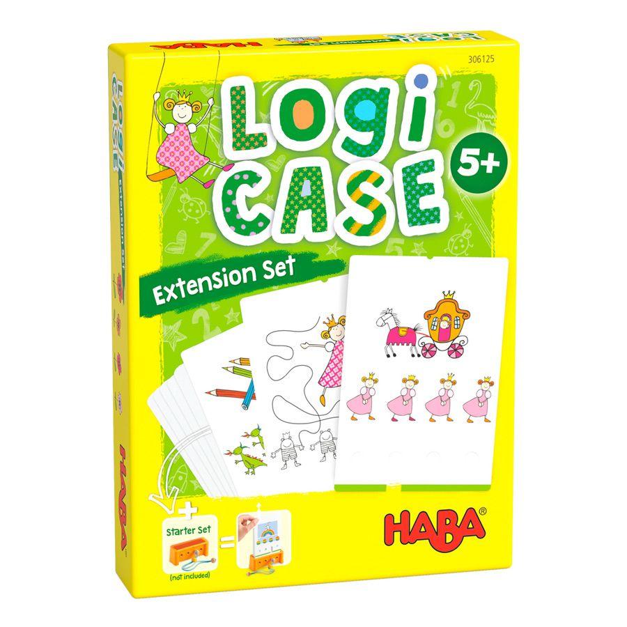 HABA Logi Case Extension set Prinsesser 5+