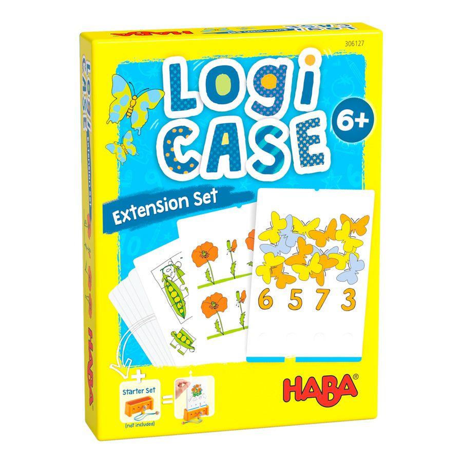 HABA Logi Case Extension set Natur 6+