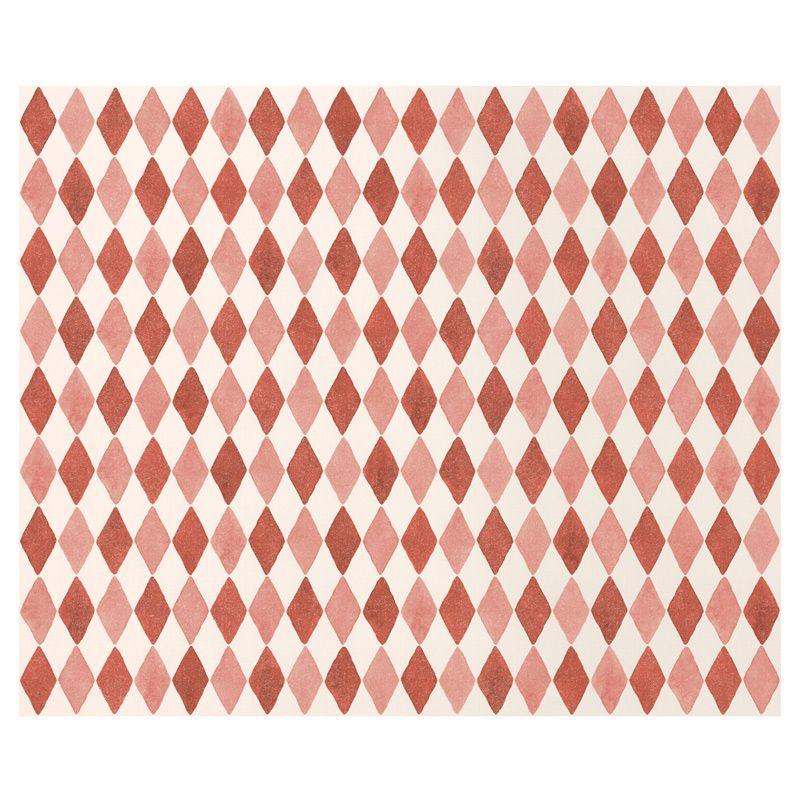 Maileg Gavepapir harlekin rød 10 meter