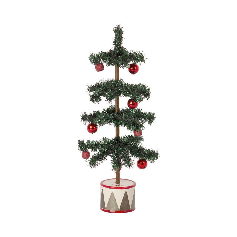 Maileg Miniature juletræ med trommefod