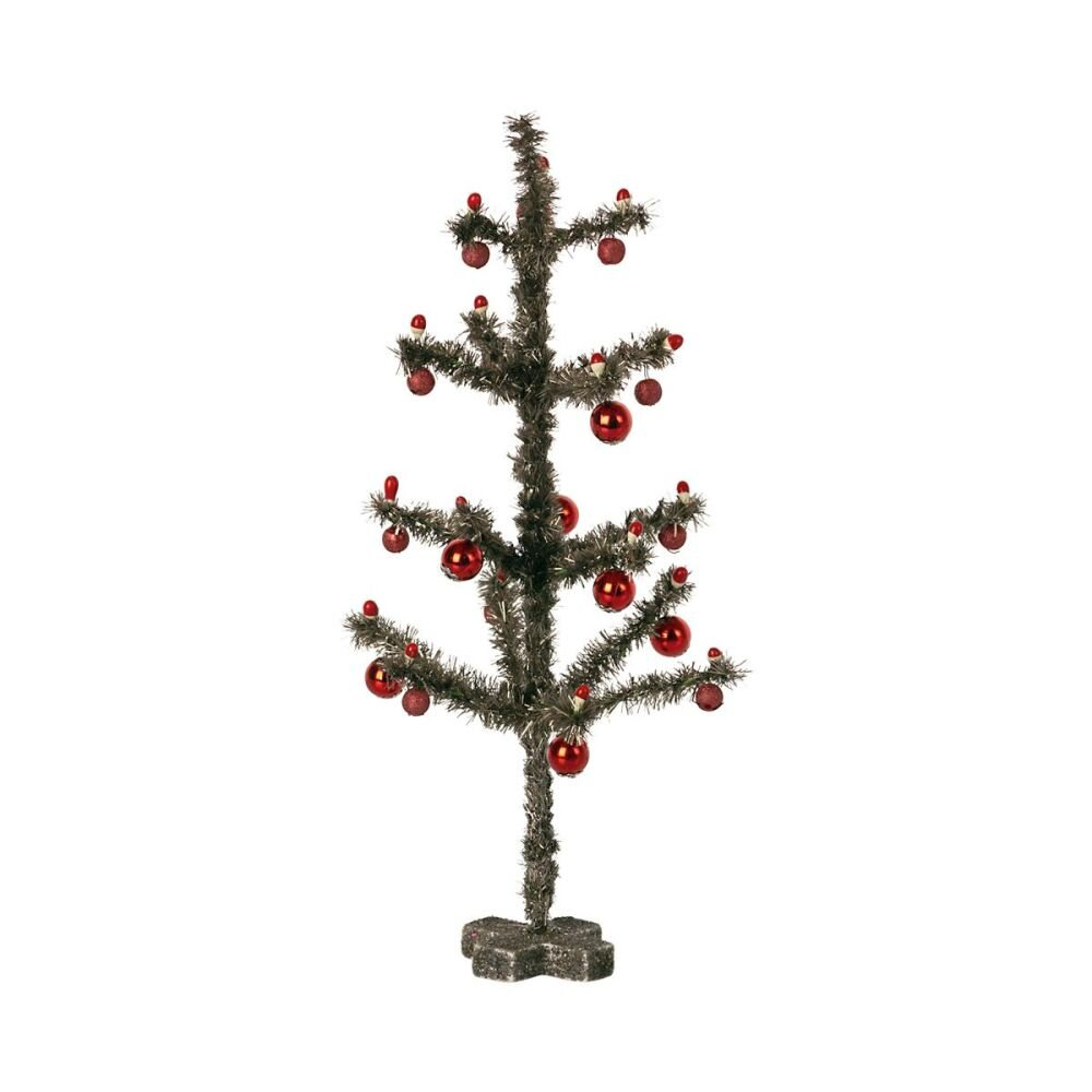 Maileg juletræ Antik sølv