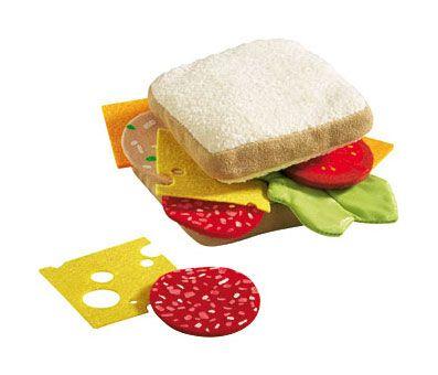 HABA Legemad - Sandwich -Olisan.dk