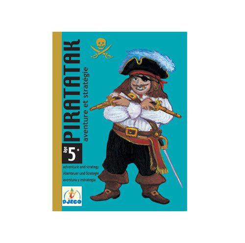 Djeco kortspil piratatak