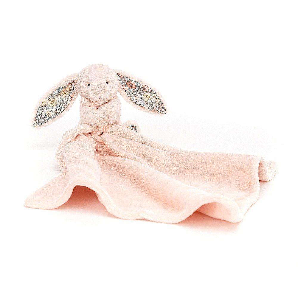 Jellycat nusseklud kanin | Blossom blush