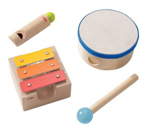 HABA musik instrumenter til børn olisan.dk