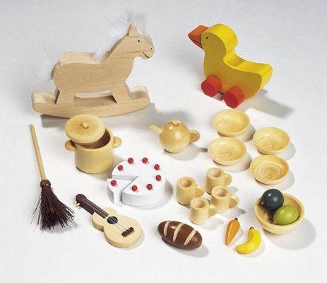 Goki dukkehus tilbehør