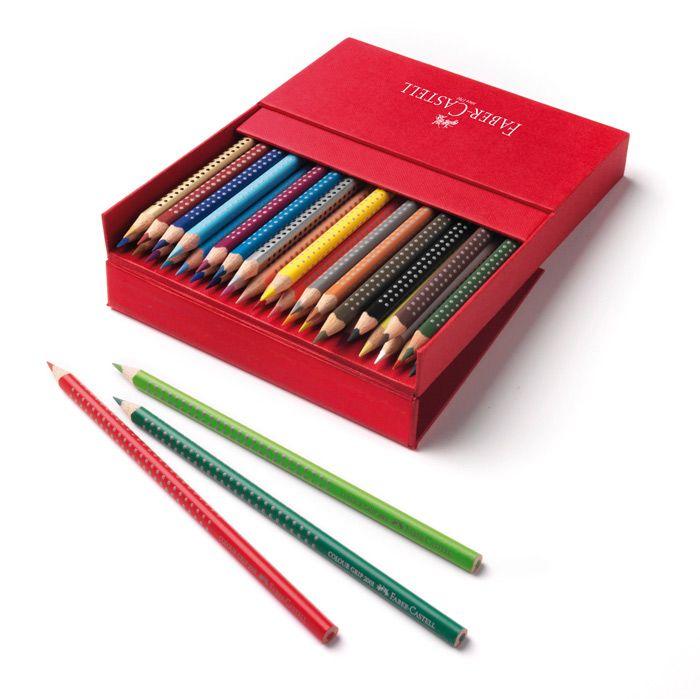 Faber-Castell farveblyanter box med 36 stk. Olisan.dk