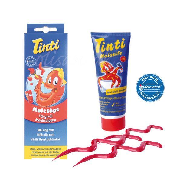 Tinti bade maling til børn Olisan.dk