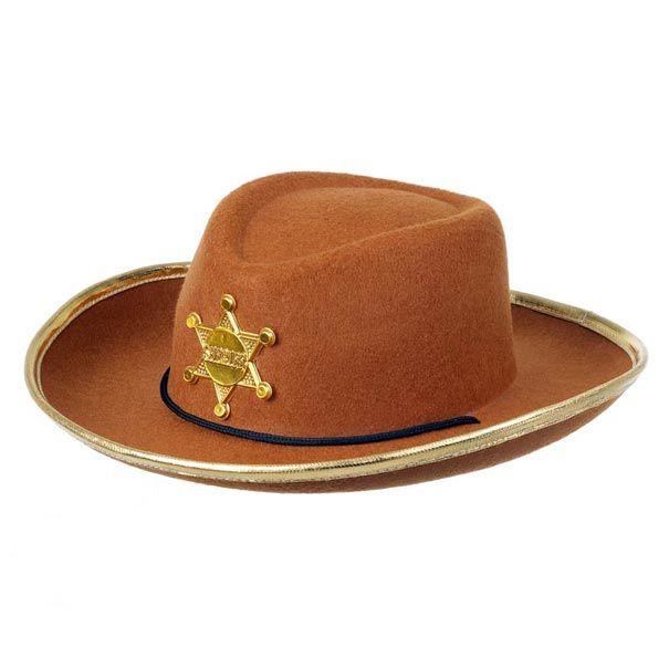 Cowboyhat Chuck udklædning