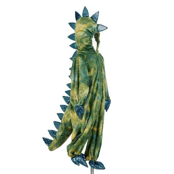 Udklædning dinosaur dragt 110-116