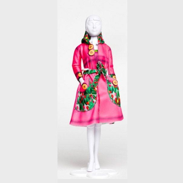 Dress Your doll - Fanny Tulip 4 - Olisan.dk