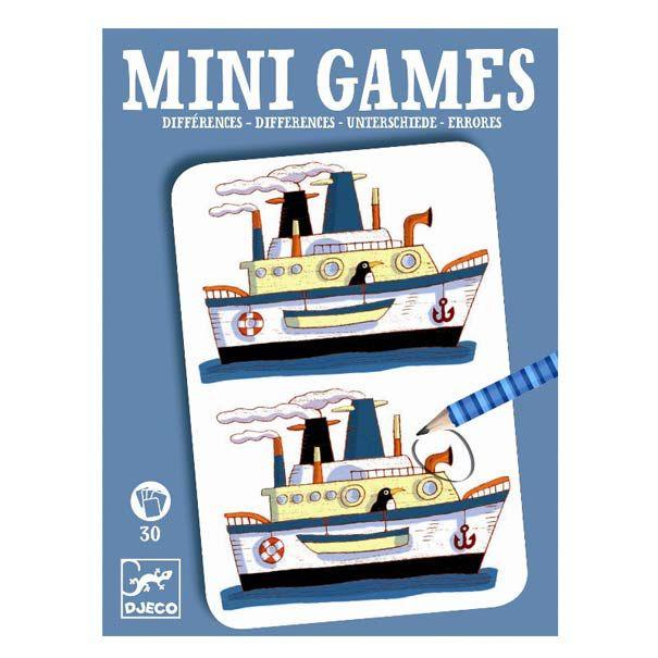 mini game djeco olisan