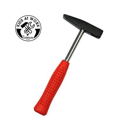 Lille hammer til børn fra Corvus værktøj Olisan.dk
