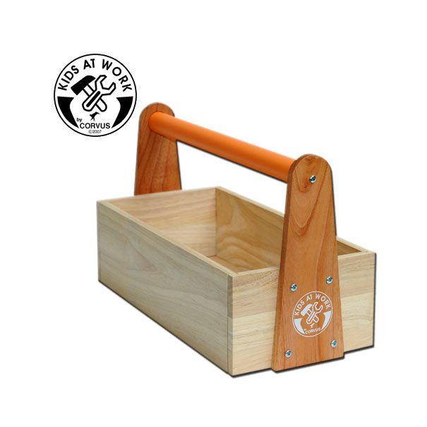 corvus byg selv værktøjskasse i træ olisan.dk