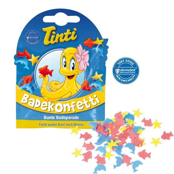 Tinti bade konfetti badesjov Olisan.dk