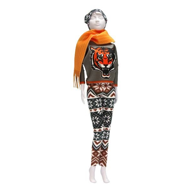 Dress Your doll - Kathy Tiger 3