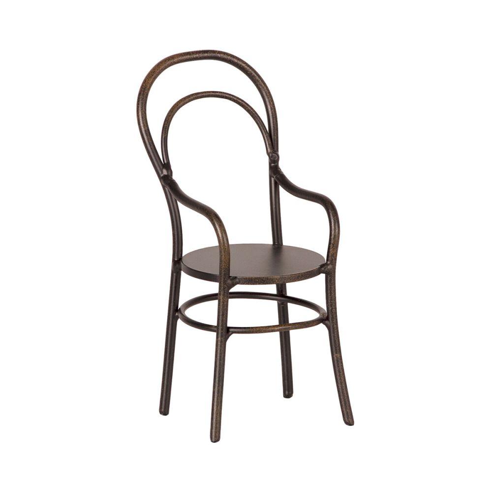 Maileg Vintage Sort stol