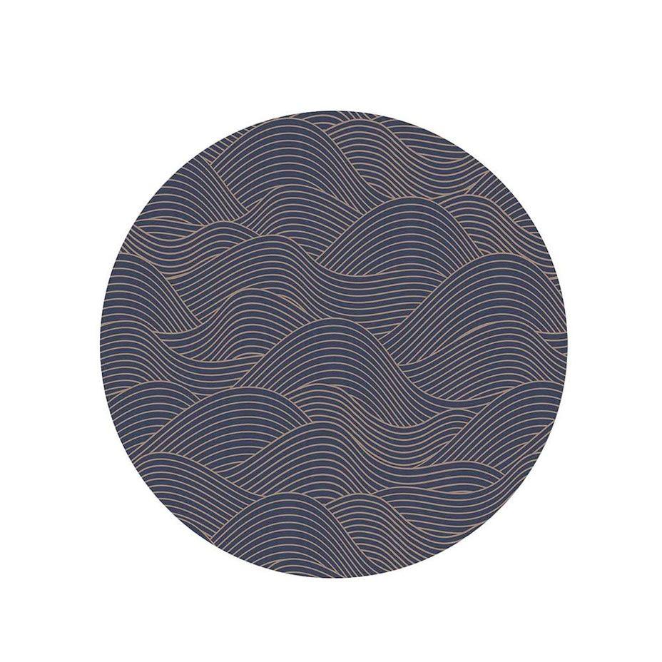 Skridsikkert underlag Splat Mat - Waves