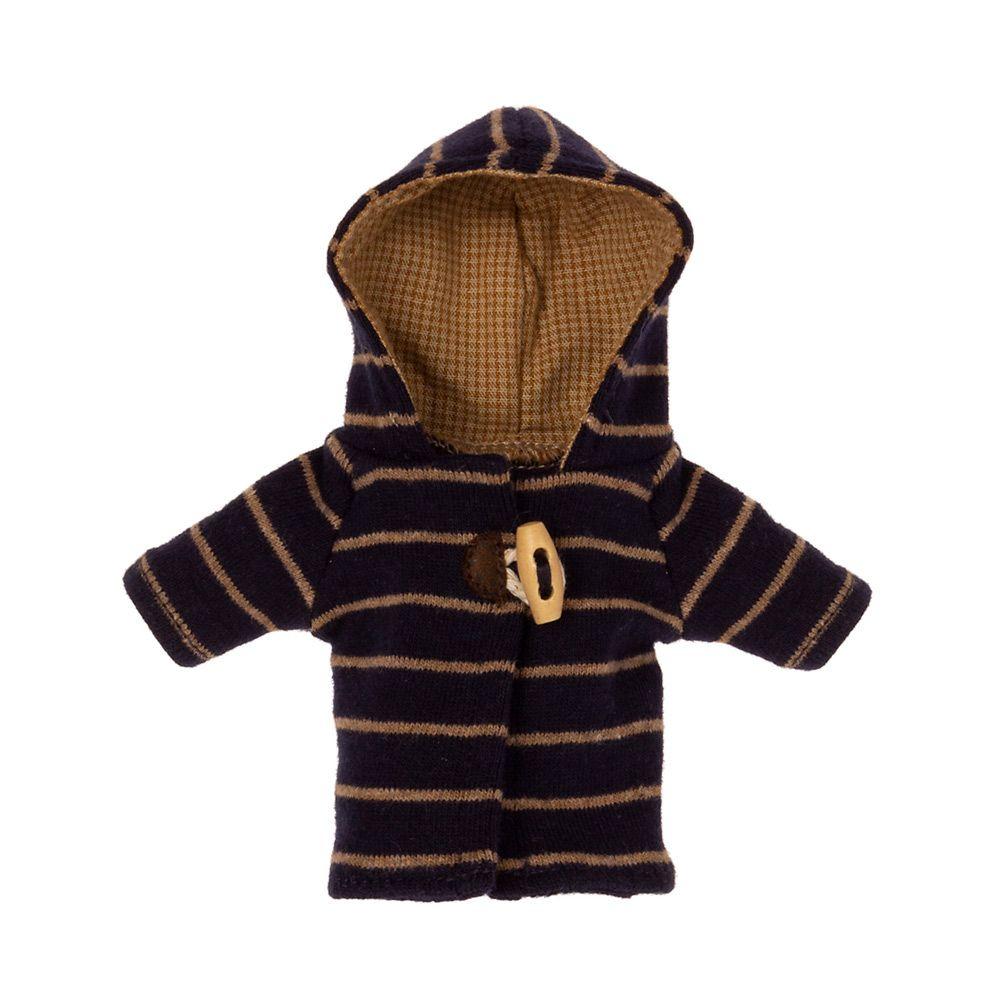 Maileg Duffle coat med hætte til Teddy junior