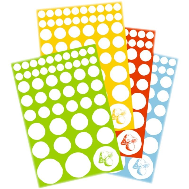 Vejrbestandig stickers