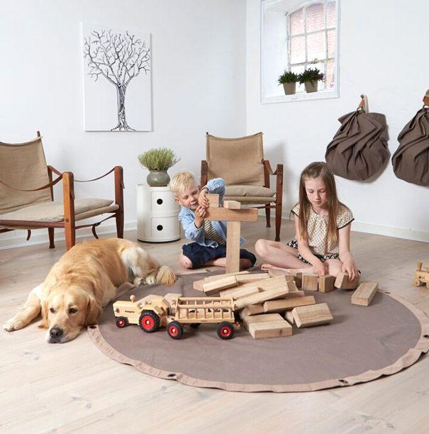 Bagup opbevaring dansk design