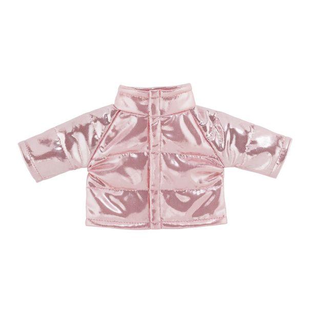 Corolle dukketøjs jakke lyserøn med glimmer olisan.dk