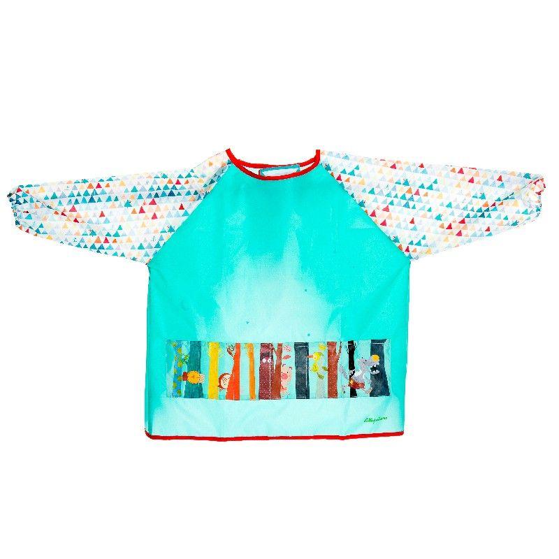 Lilliputiens malerforklæde til børn