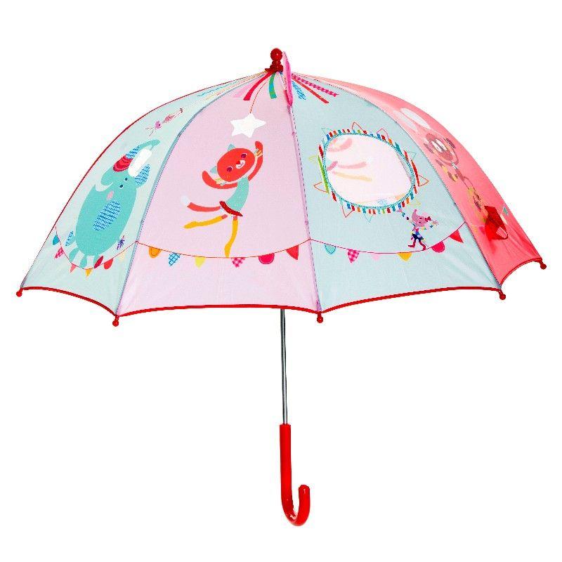 Lilliputiens paraply til børn
