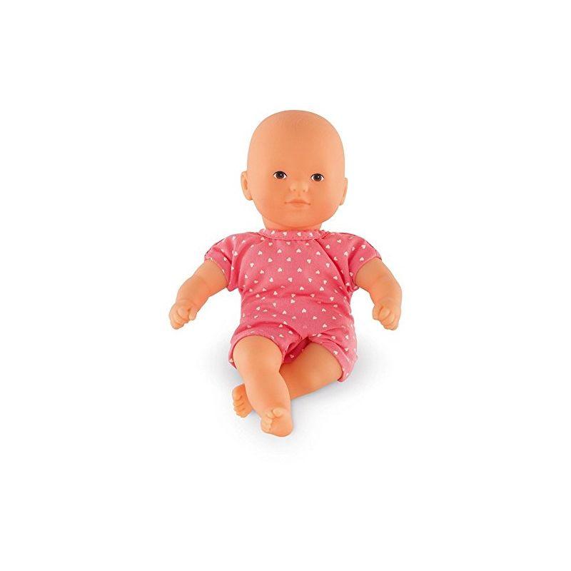 Rosa mini dukke calin fra Corolle