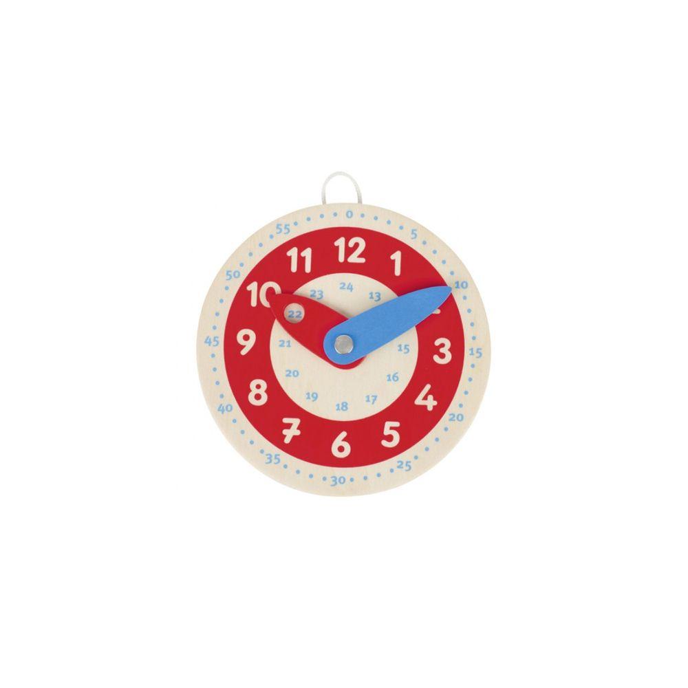Lær klommen ur i lommestørrelse