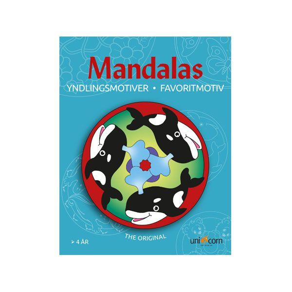 Yndlingsmotiver fra Mandalas