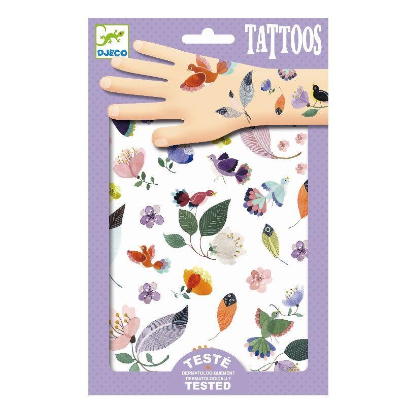 Djeco tatoveringer til børn