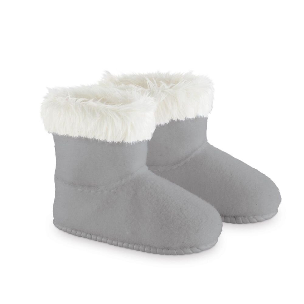 Plys sko til dukke Ma fra Corolle
