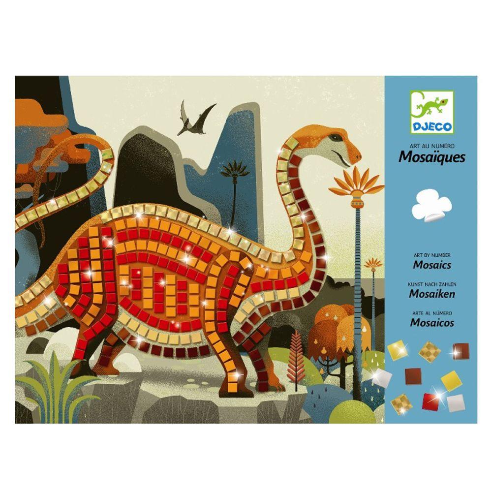 Djeco-mosaik-dinosaur