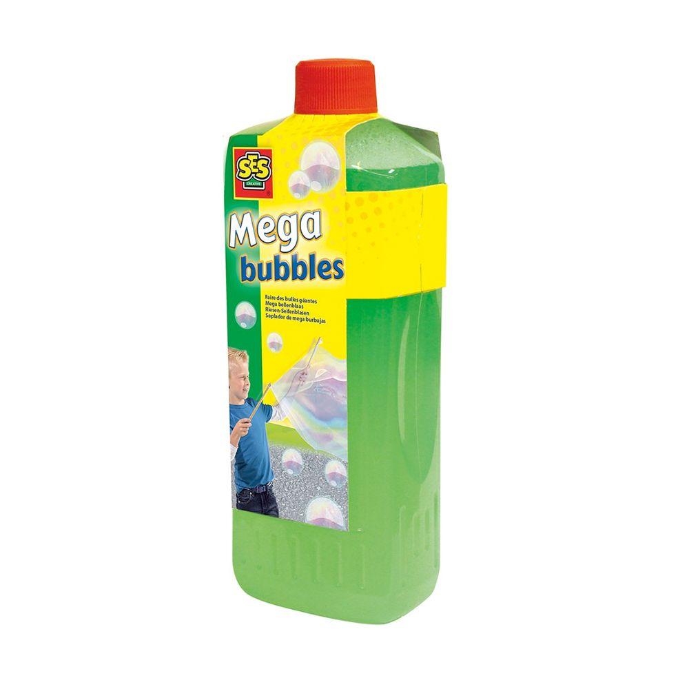 sæbevand til sæbebobler refill