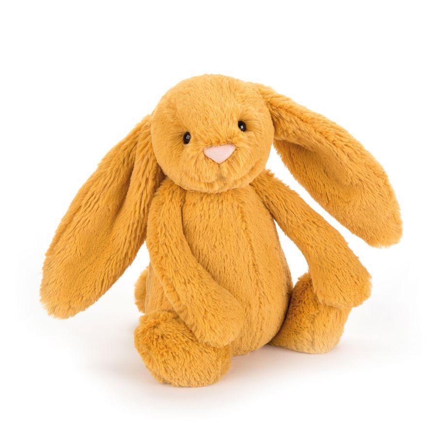 Saffron gul kanin fra Jellycat