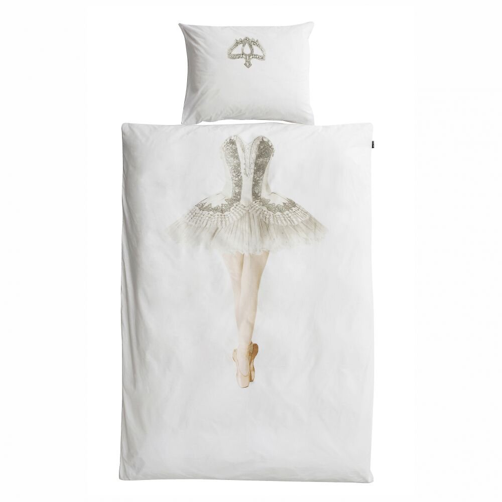 Sengetøj voksen med ballerina fra Snurk