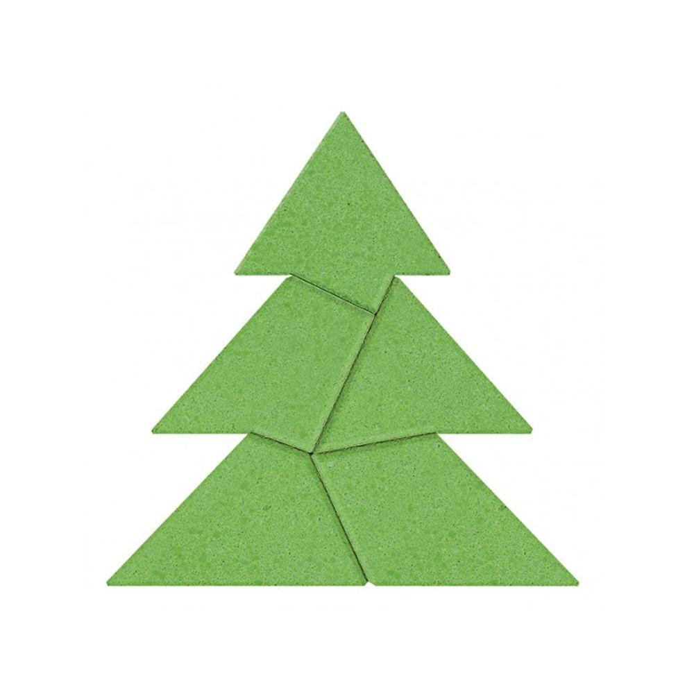 Sten puslespil juletræ Olisan.dk