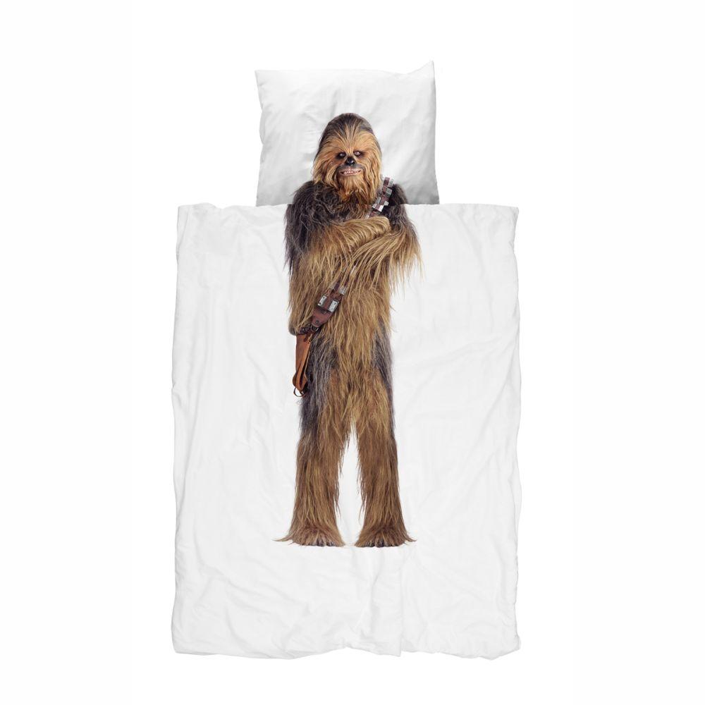 Star wars sengetøj voksen chewbacca