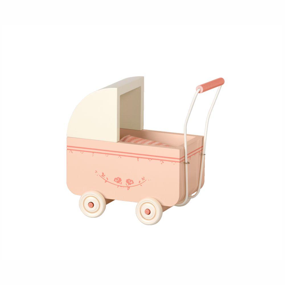Maileg my dukkevogn i rosa