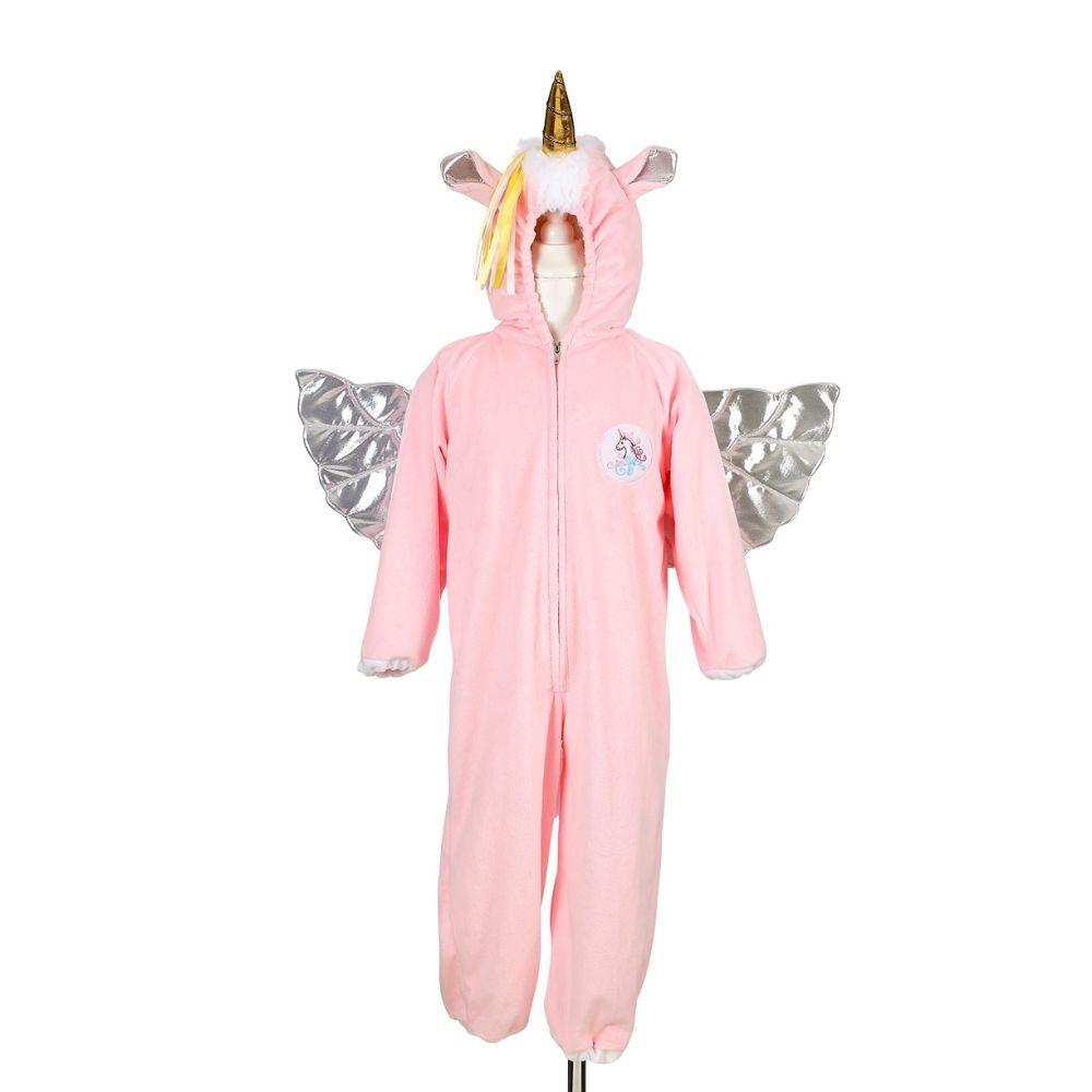 unicorn jumpsuit 122-128 7-8 Olisan.dk