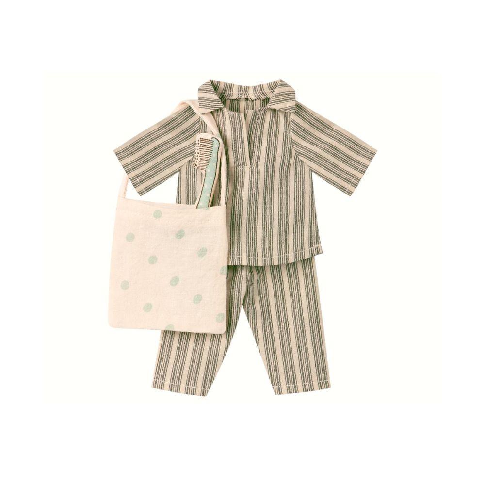 Maileg medium pyjamas til maileg medium mus