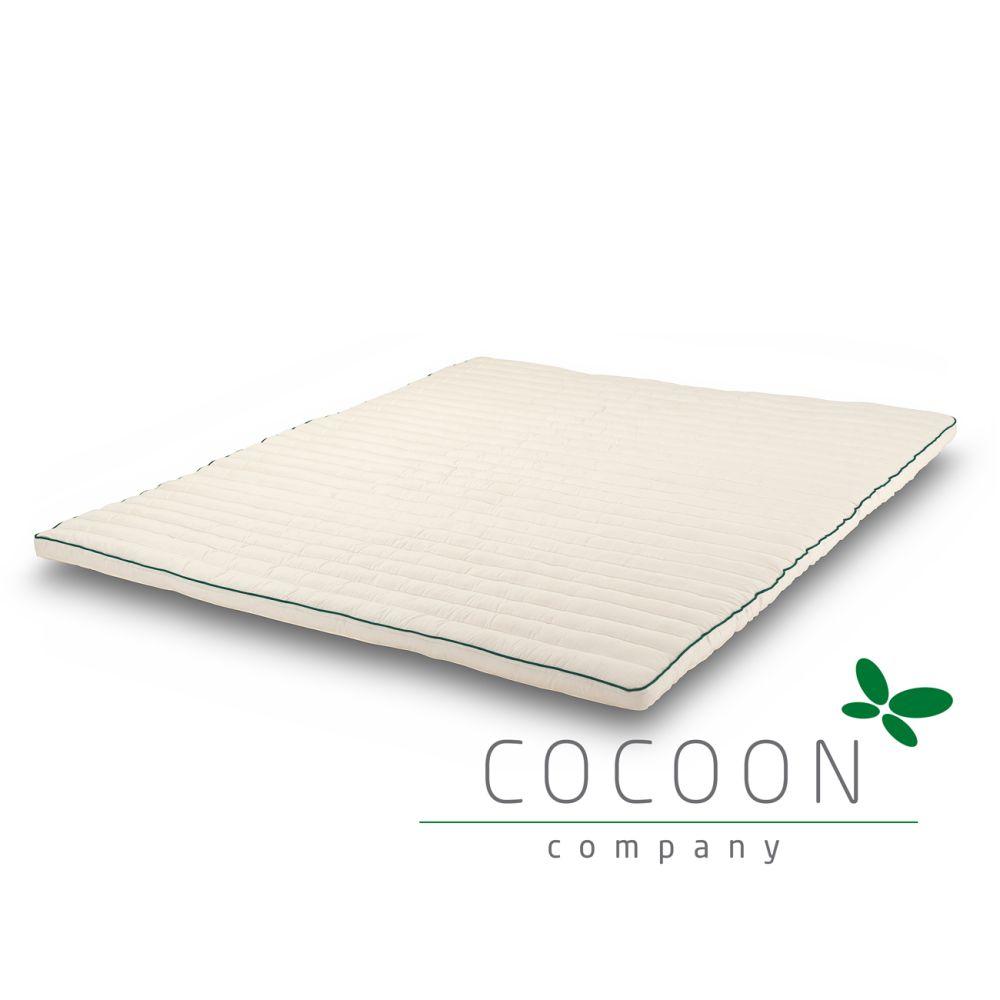 Cocoon topmadras 140x200 i økologisk kapok
