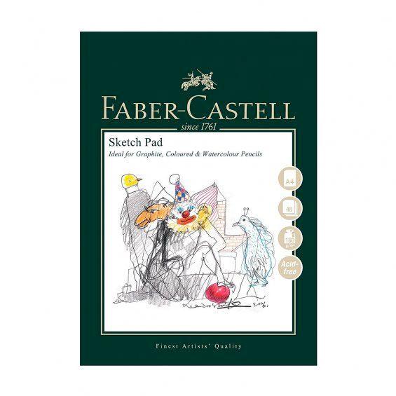 faber-castell blok A4